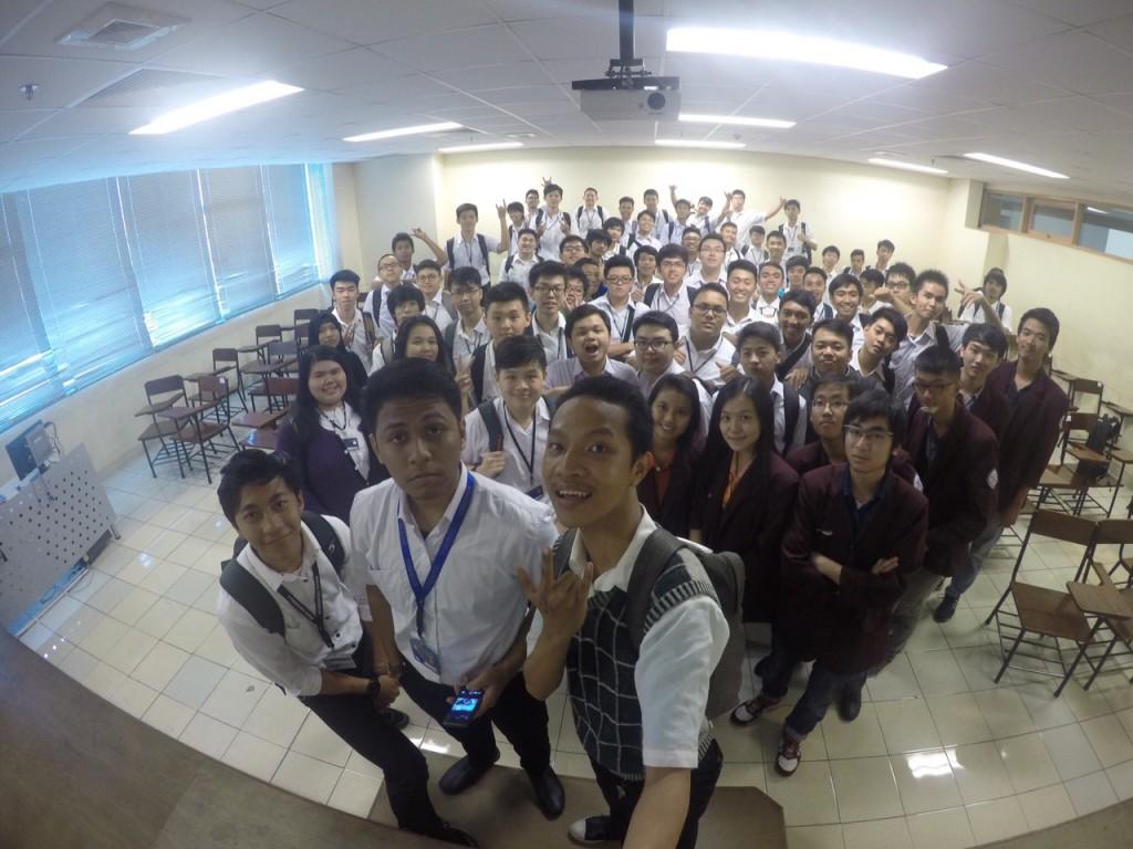 Foto Bareng Kelas FEP